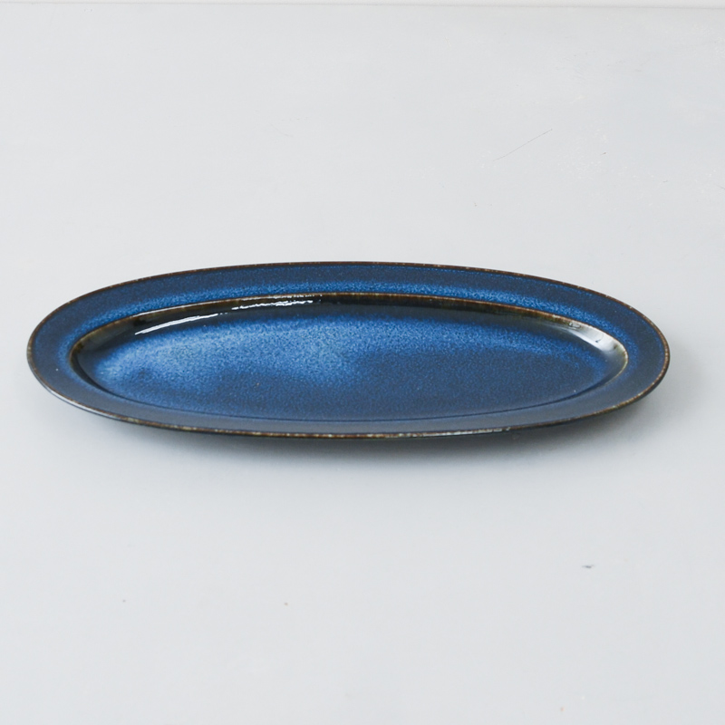 ディッシュ オーバル皿L