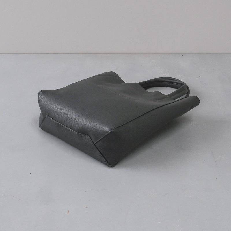 シンプルシボ ショルダーバッグ