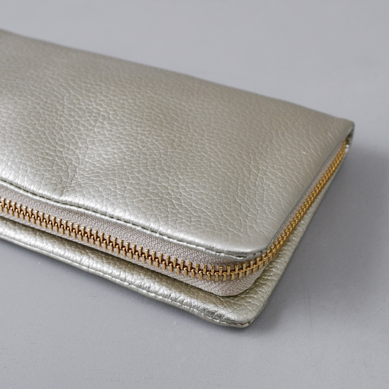 シボレザー2 長財布