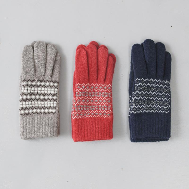 ジャガード2 手袋