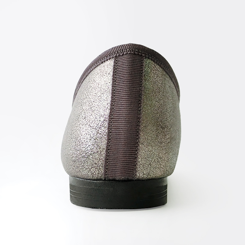 【30%OFF】メタリックバレエシューズ GYM Dhyana.