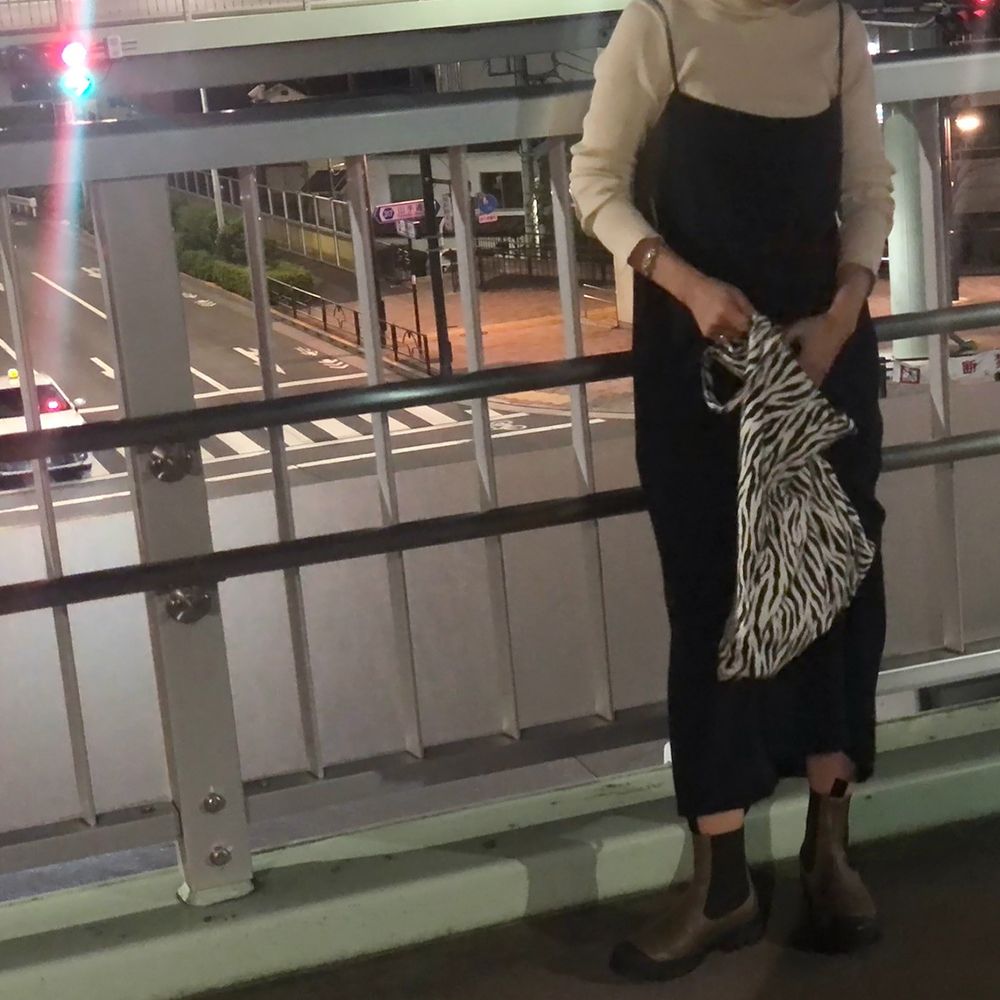 【予約】ZEBRA ONE SHOULDER BAG COUDRE