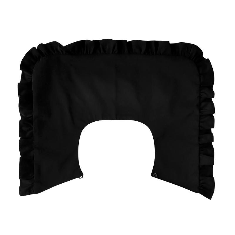 フリルカラー[BLACK] COUDRE