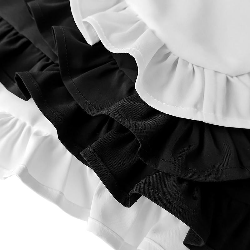 【予約】フリルカラー[WHITE] COUDRE〈GISELe 11月号〉