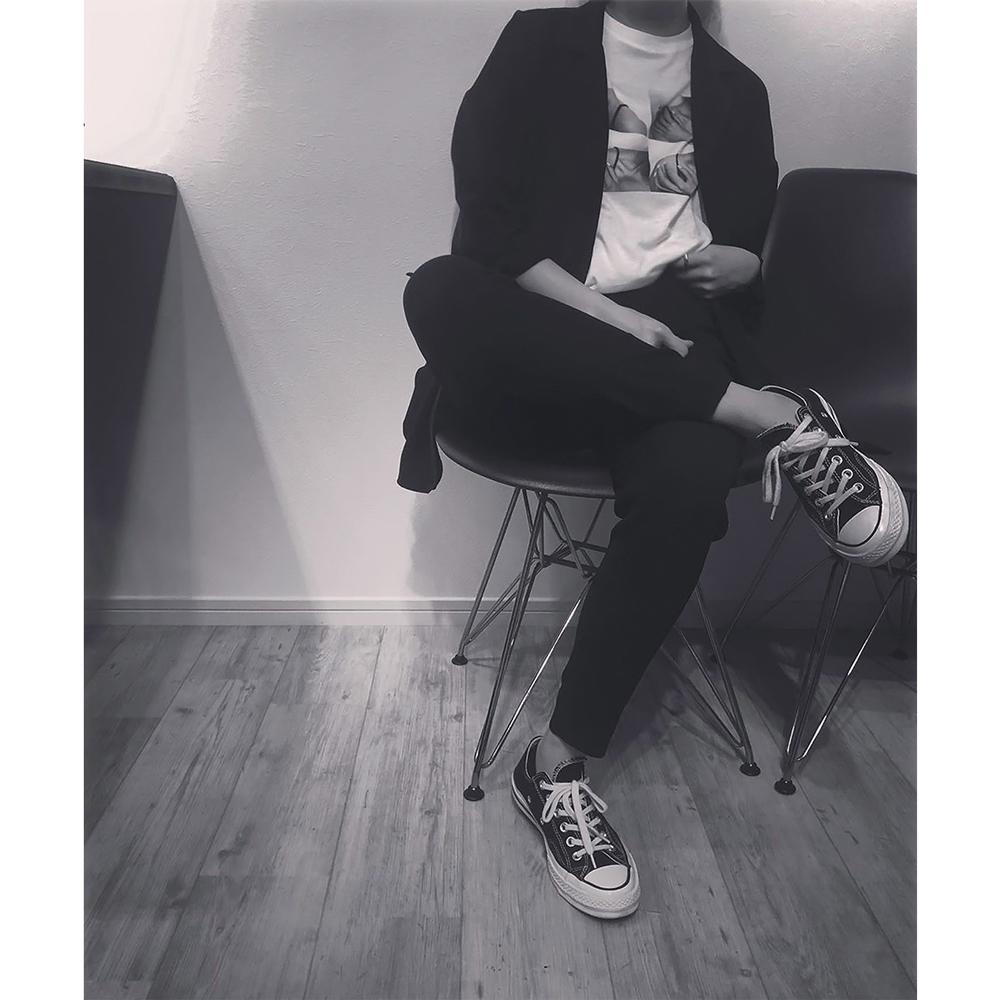 フォトTシャツ[WHITE] COUDRE〈LEE 2月号〉