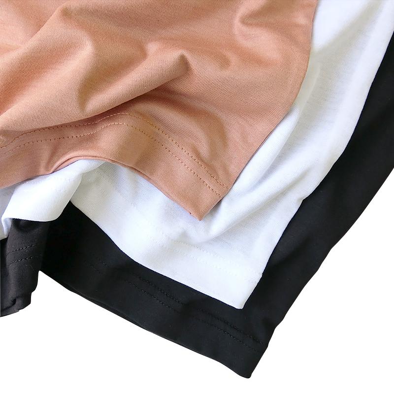 LONG Tshirts[BLACK] COUDRE