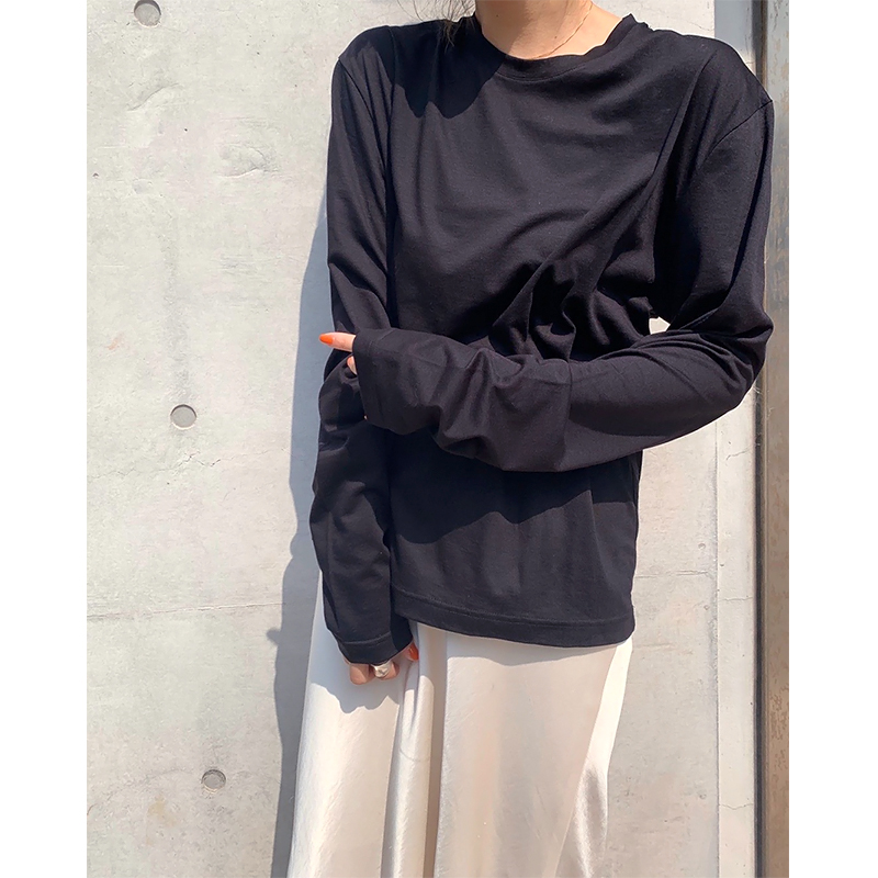 LONG Tshirts[SKIN PINK] COUDRE