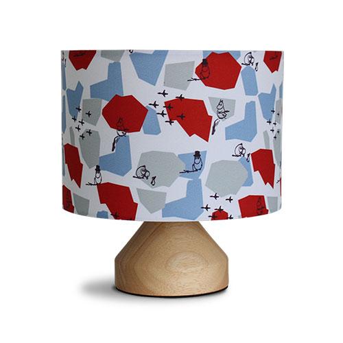 Moomin Monto table lamp ムーミンモント テーブルランプ