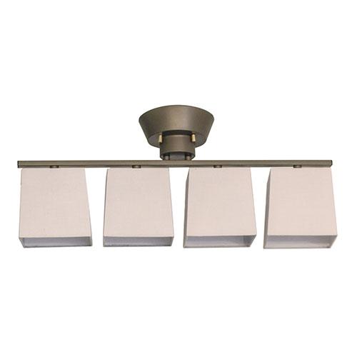 【NEW】Dente flat4 ceiling lamp デンテ フラット4 シーリングランプ