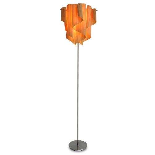 Auro-wood floor lamp アウロ ウッド フロアランプ