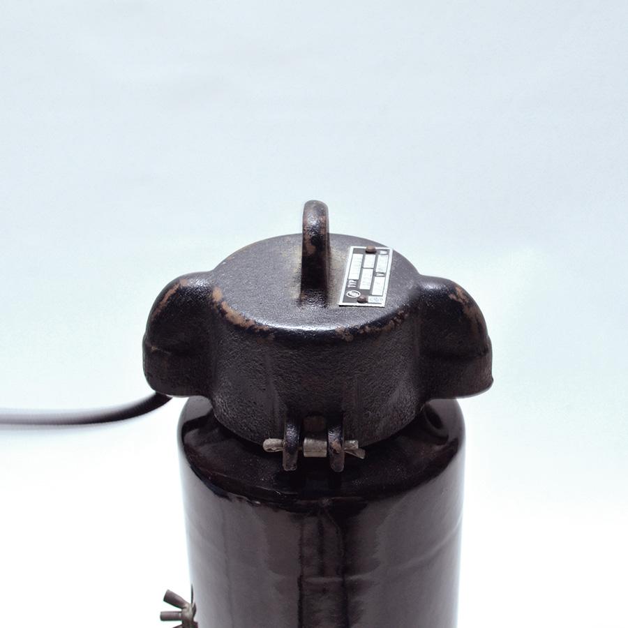 L016 / ブラック ファクトリーランプ ロング