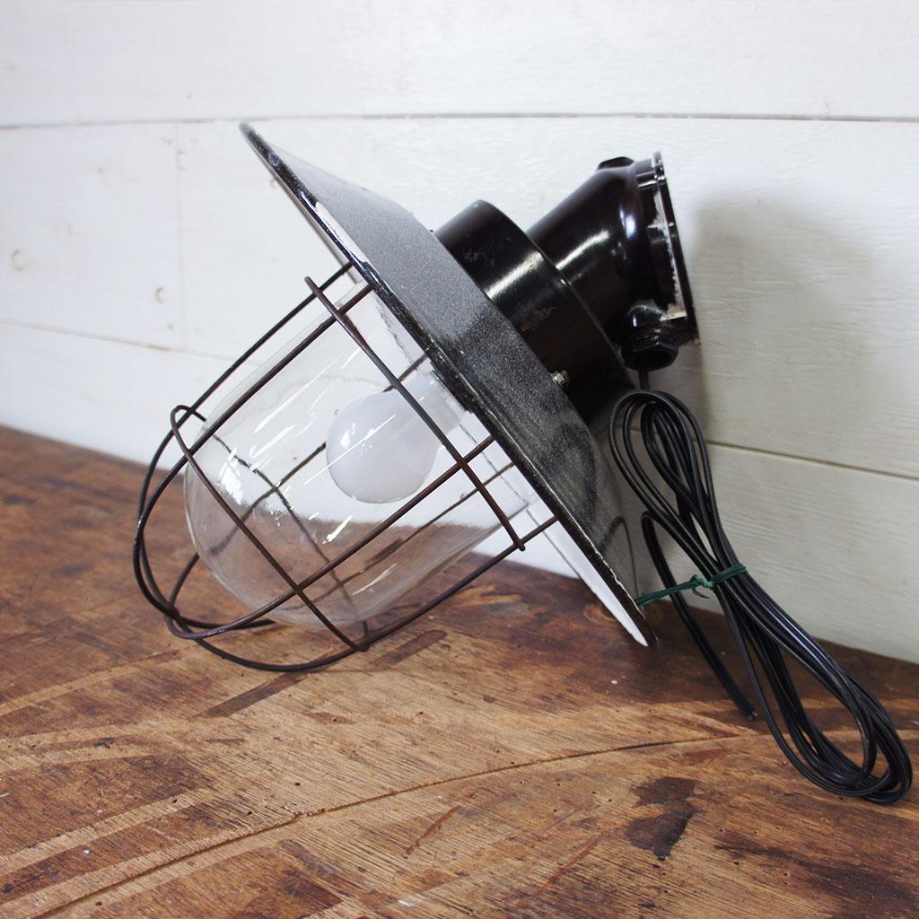 WL002 / ブラックーシェード ウォールランプ