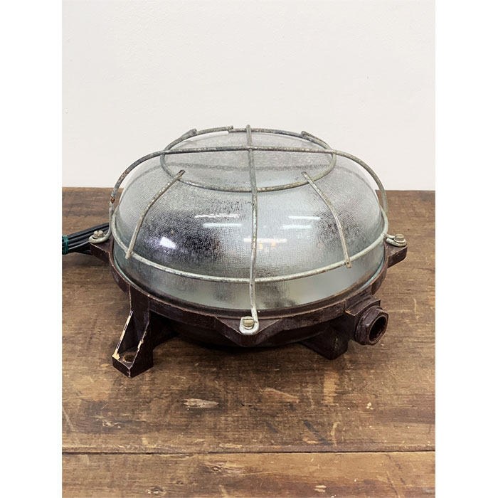 L0192 ベークライトカプセルランプ