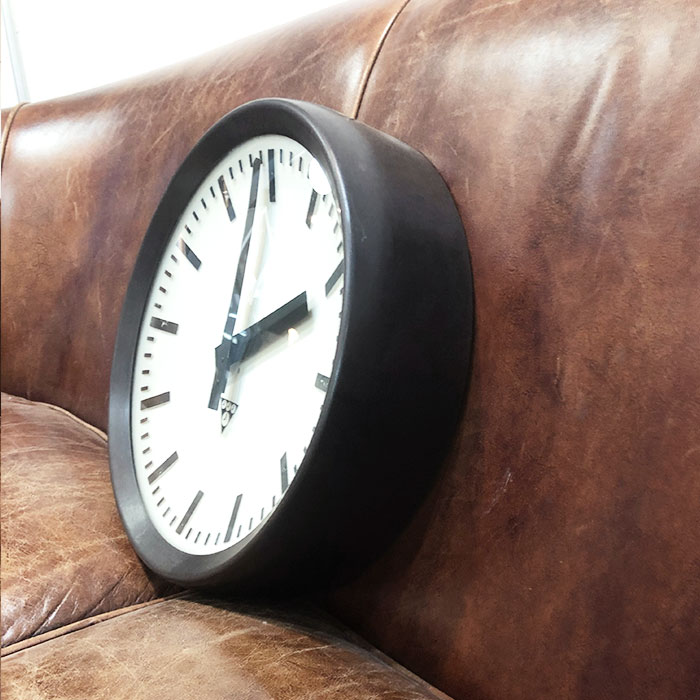 PA-S-002 / Pragotron パラゴトロン 掛時計ウォールロック 30cm