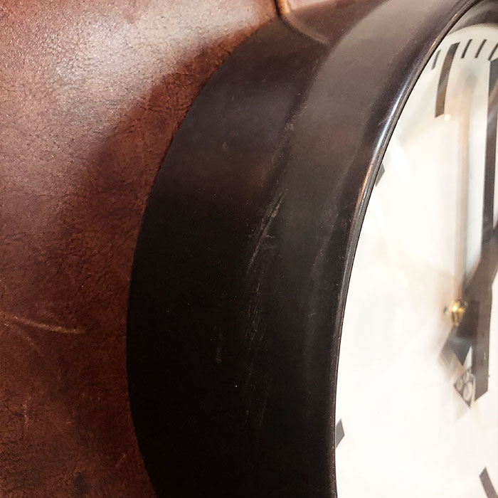 PA-S-004 / Pragotron パラゴトロン 掛時計ウォールロック 30cm