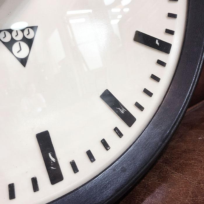 PA-S-009 / Pragotron パラゴトロン 掛時計ウォールロック 30cm