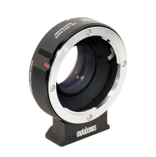 METABONES  MB_SPOM-E-BM2 マウント(ボディ側:Sony E/レンズ側:Olympus OM)Speed Booster ULTRA 0.71x ブラック