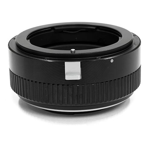 HAWKSFACTORY NIKON F TO FUJI/X HELICOID マウント(ボディ側:Fujifilm X/レンズ側:Nikon F)補助ヘリコイド付き
