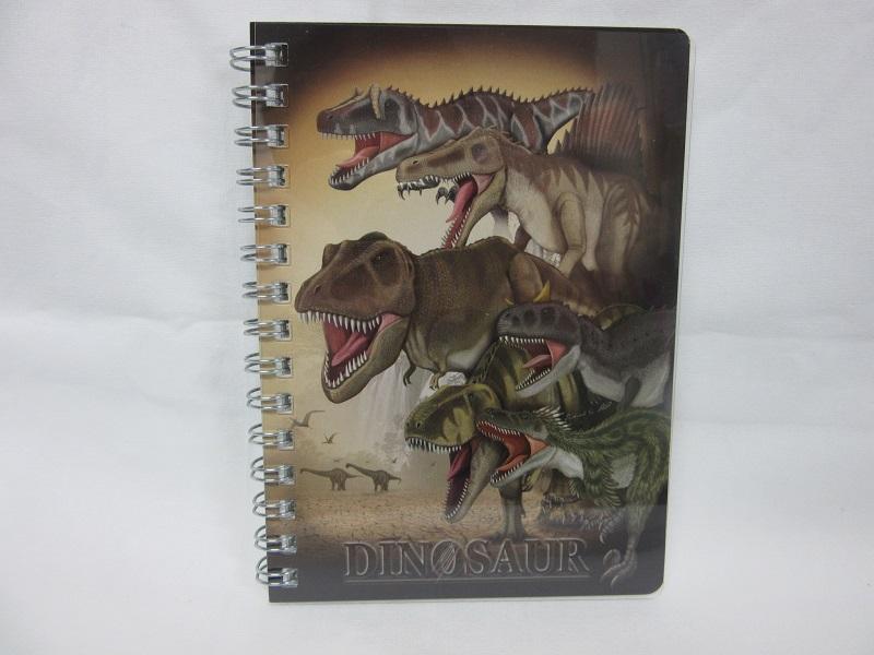恐竜ノート A6