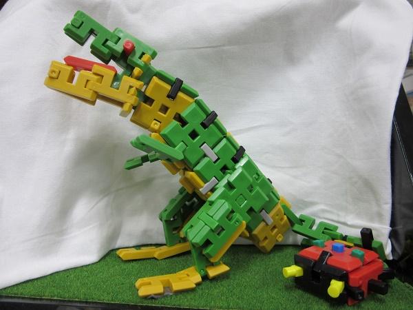ピーブロック日本の恐竜セット