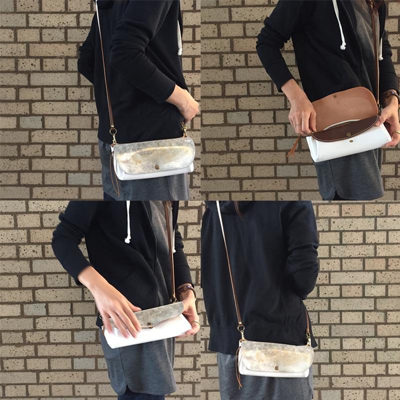 クラッチウォレット・お財布ポシェット