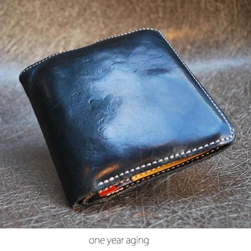 財布 二つ折り MuWallet