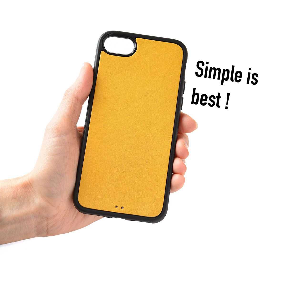 iPhoneOpenCase:   Design A:プレーン