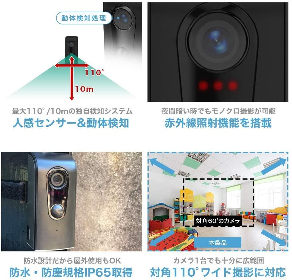 《NEW》【SREE】防犯カメラrelica RLC036C[72736]