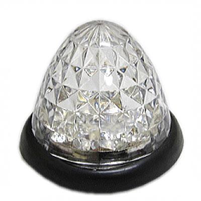 16連LED 24Vサイドマーカー 丸型 10個セット[36364-36368]