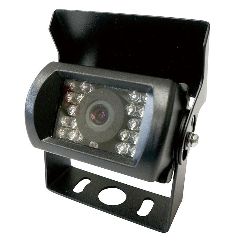 DC12/24V対応 車載バックカメラ 防水タイプ T0240V [4989]