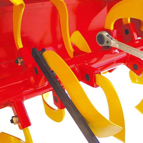 【セフティ3】爪交換レンチ用補助ハンドル R-480