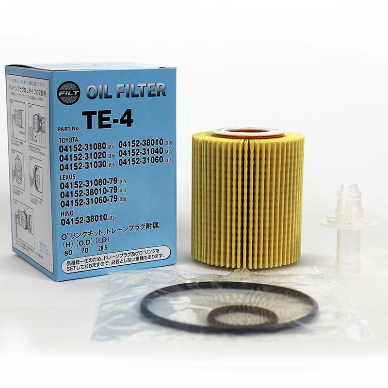 <業界最安値>MAX オイルフィルター TE-4(1個・10個・20個)