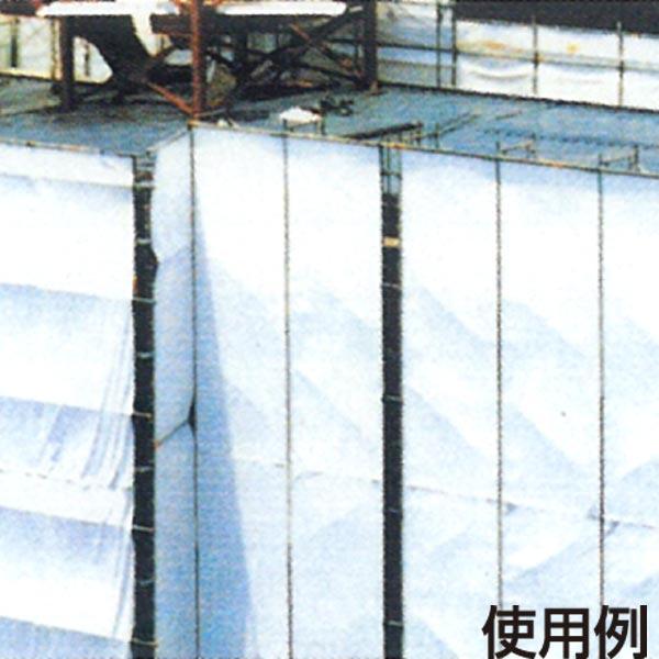 白防炎シート 3.6×5.4m[21928]