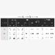 【HiKOKI】 湾曲レシプロソー刃 No142 200×14 5枚入 [16026]