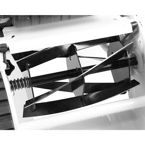 【セフティ3】手動式芝刈機おすかる SHLC-200 [9223]