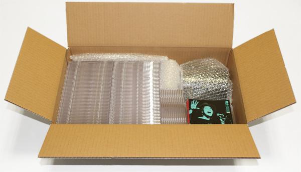 CDプレス セルフ組立キット[スリムケース] 300組