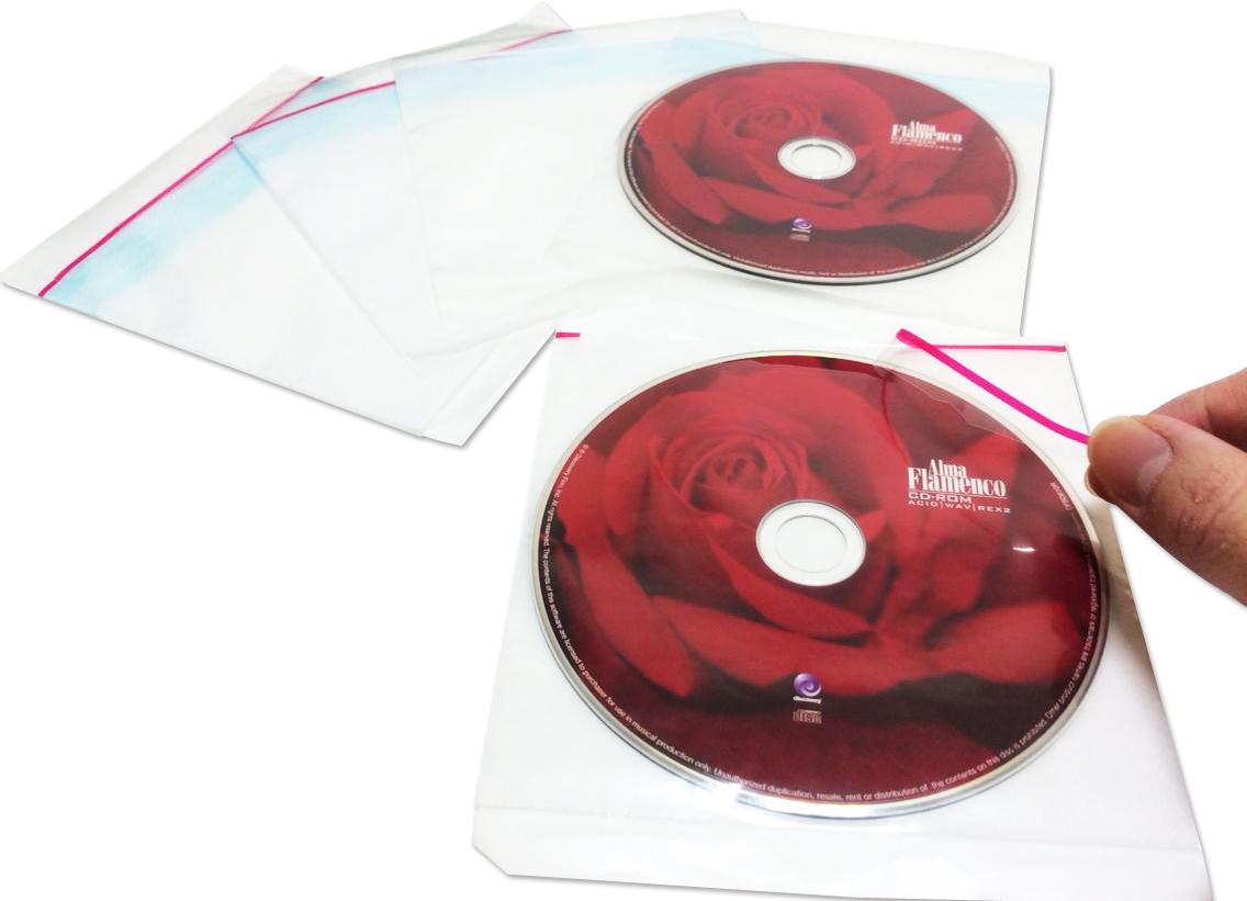 CDプレス 簡易パッケージセット 300組