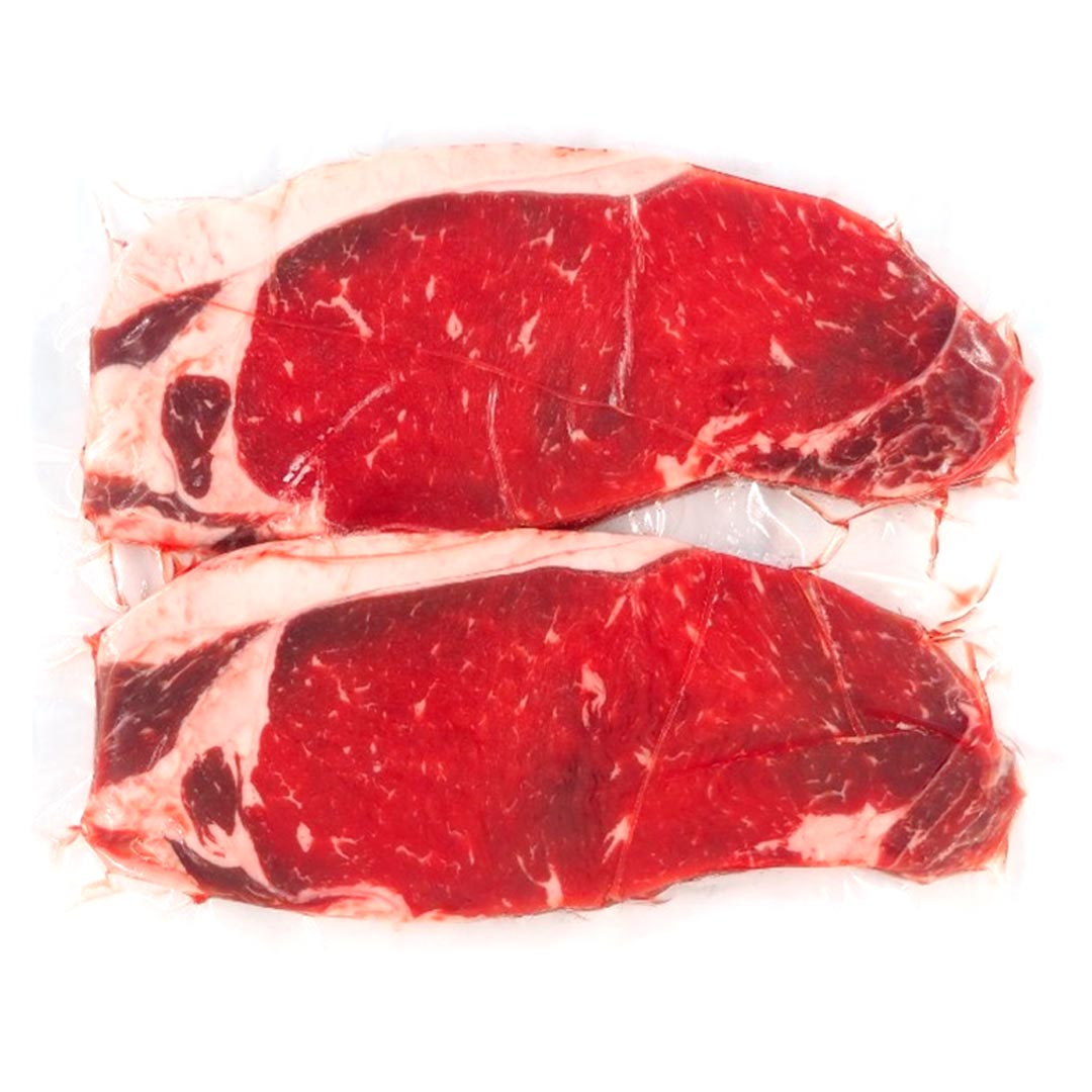 熟成赤身のサーロインステーキ【カナディアンビーフ】500g(約250g×2枚)