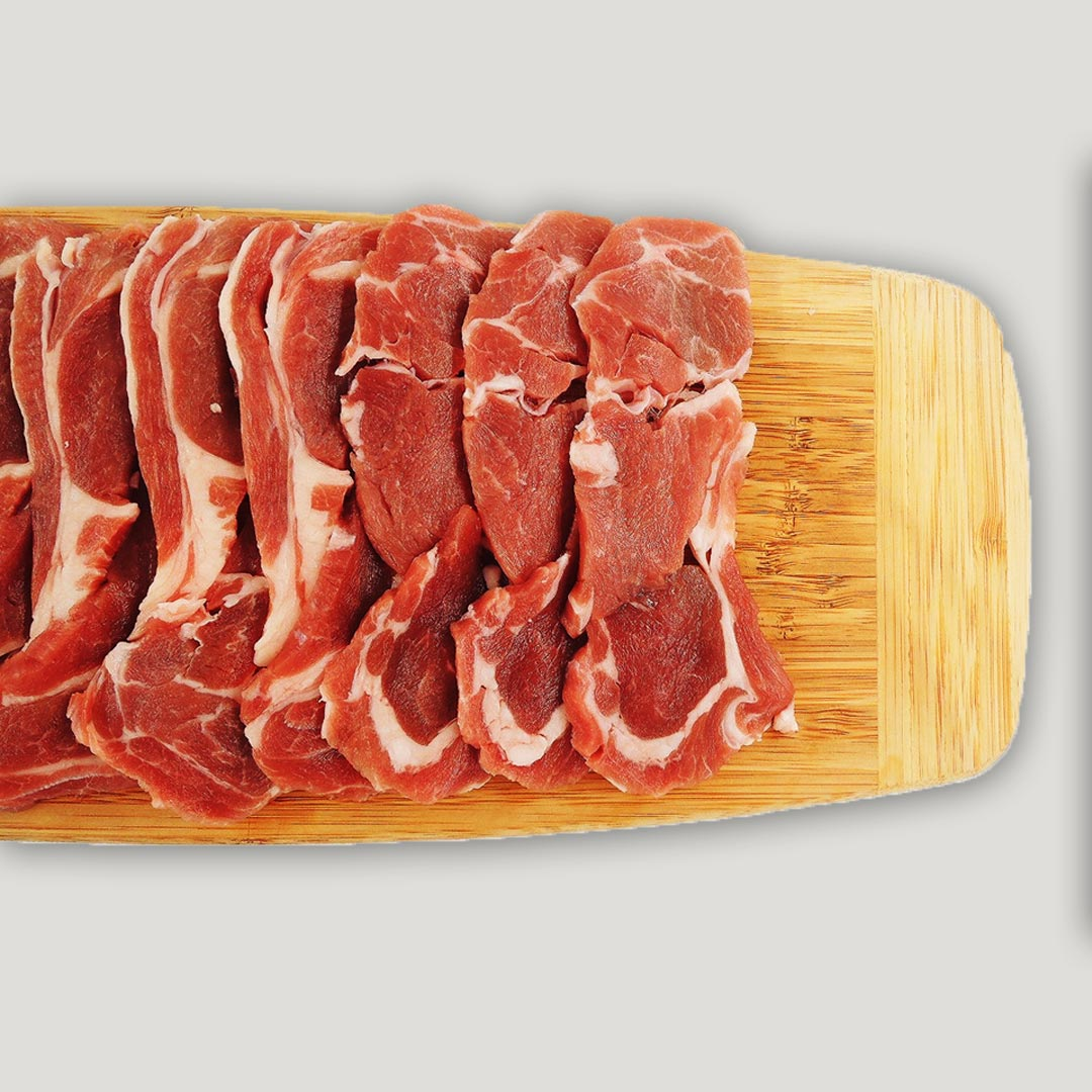 ◆送料無料◆【アイスランドラム】 絶品ジンギスカンセット 合計1kgアップ