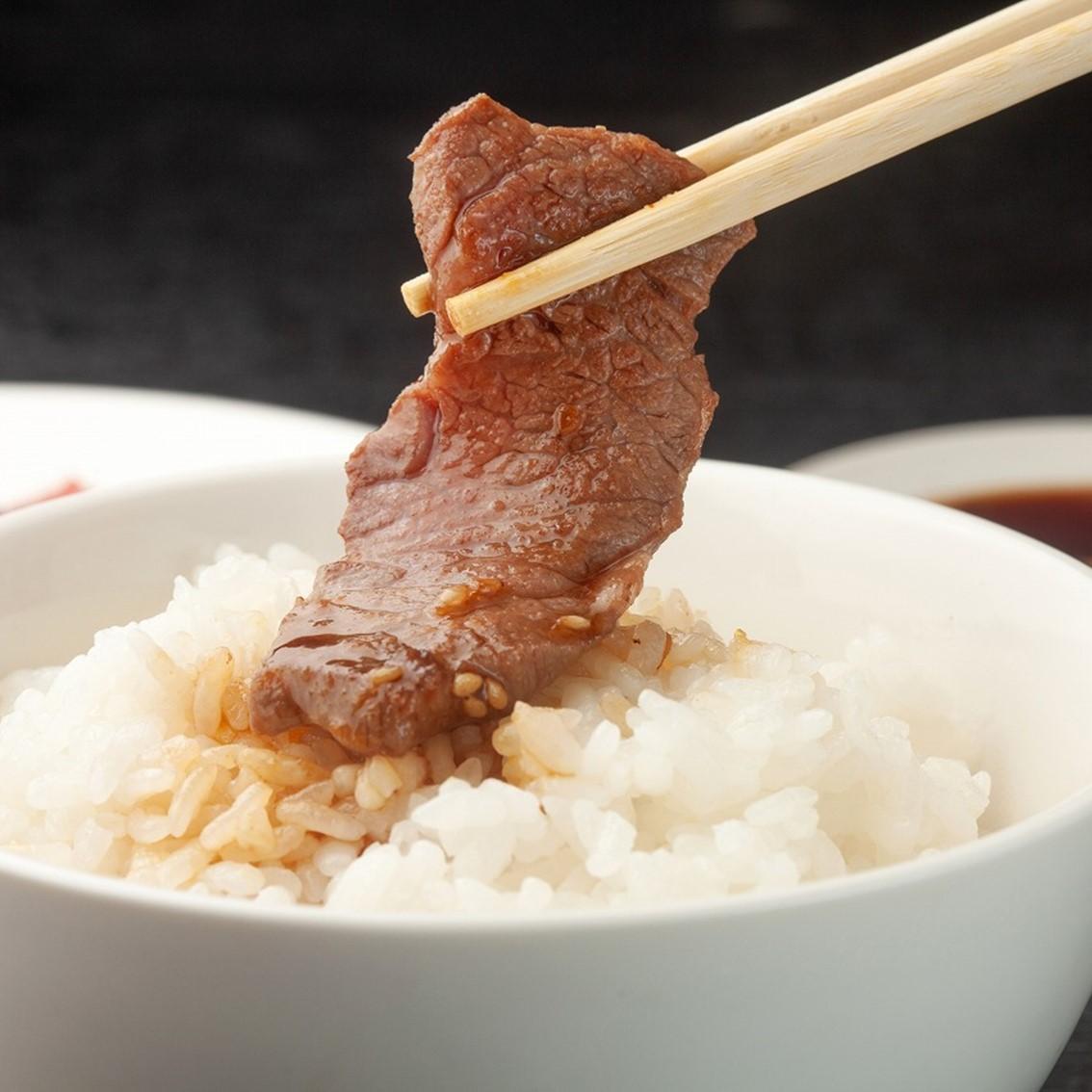 熟成赤身のミスジ焼肉カット【カナディアンビーフ】300g