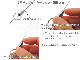 メール便可 1.0Φ×1.5m 山伸 新型 2重リング ワイヤーフック ピクチャーレール