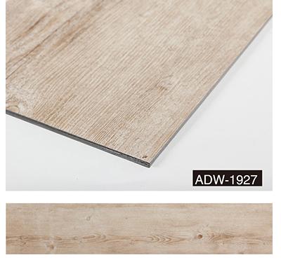 送料無料 置くだけ かんたん デコセルフ 10枚入 DIY フローリング 床 フロアタイル