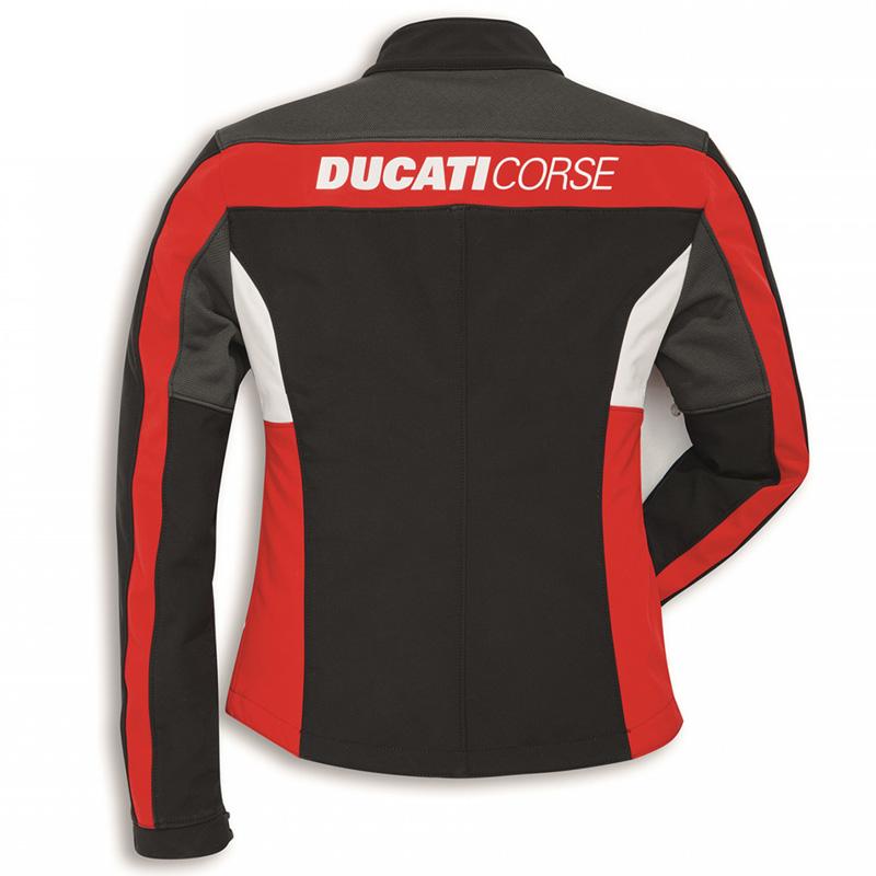 Ducati Corse Windproof 3 - 防風ジャケット レディース 98104048
