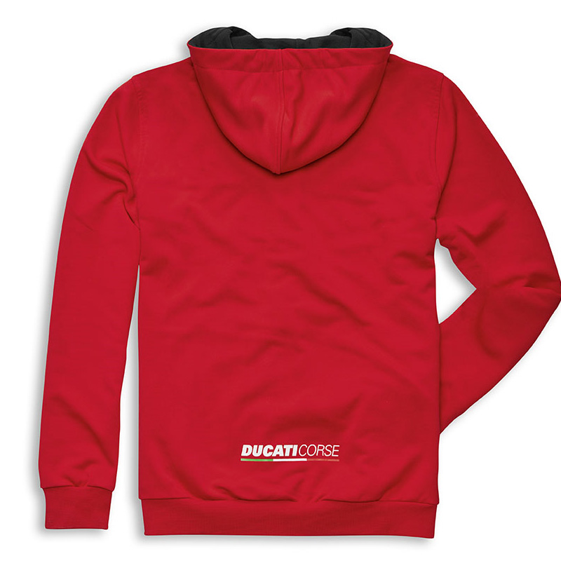 Miller Hooded Sweat Shirt | ミラー フード付きスウェット 【ドゥカティ アパレル】