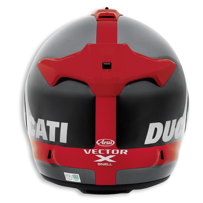 Ducati D-Rider Full Face Helmet | ドゥカティ D-Rider フルフェイスヘルメット 【ドゥカティ アパレル】