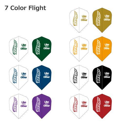 7 Color Flight