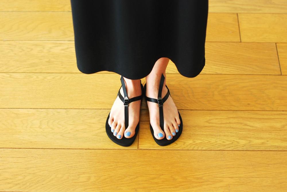 "【WOMEN'S】BEAUTIFUL SHOES(ビューティフル シューズ)""BAREFOOT SANDALS(THICK SOLE)"""