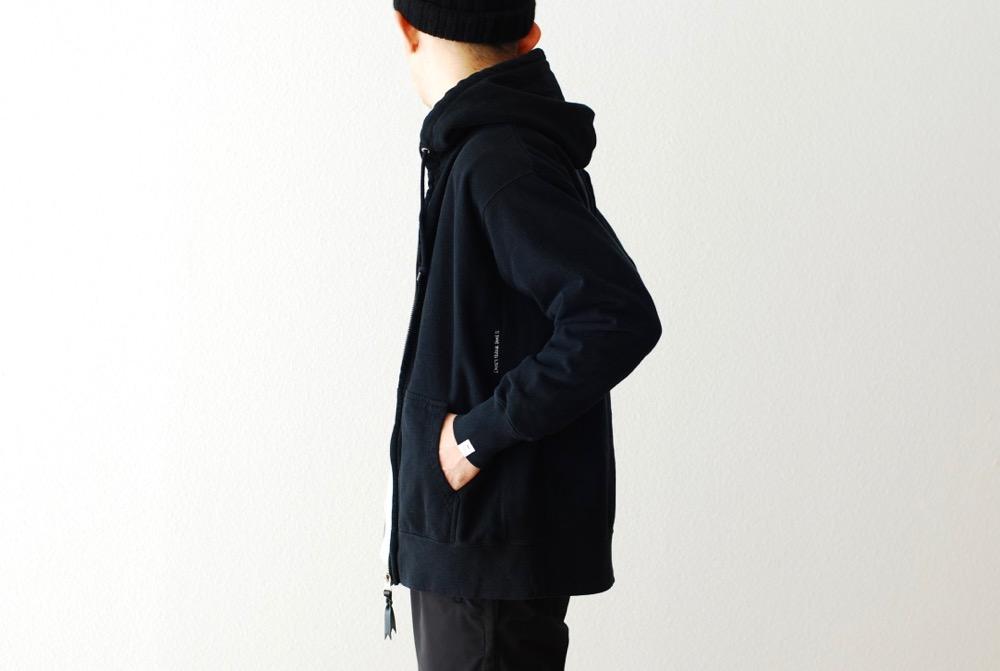 "[unisex / 撥水]itten.(イッテン) ""itten 77 Chill Out Parka -Teflon coating-"""
