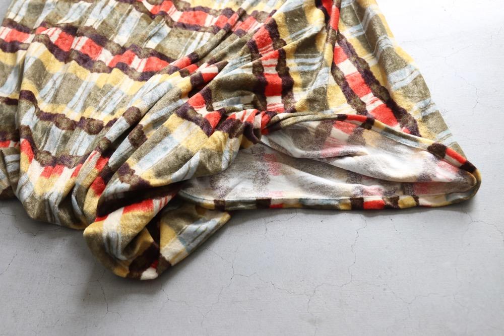 "[WOMEN'S]Needles (ニードルズ) ""Conti Skirt - Poly Velour/Print"""