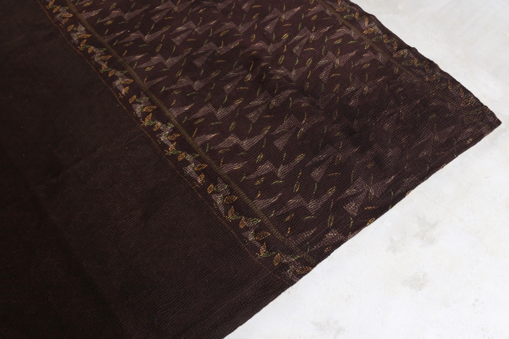 """LIGHT YEARS(ライト イヤーズ) """"VINTAGE QUILT - OVER DYE 1539 -"""""""